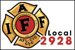 IAFF Local 2928 website